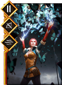 Triss Butterfly Spell